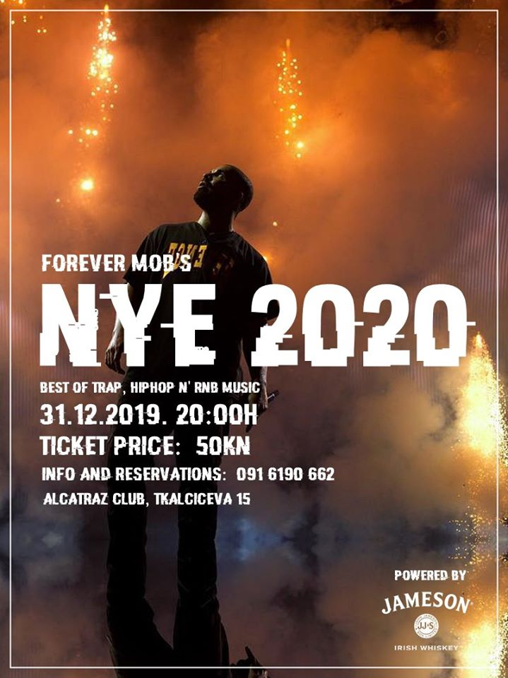 new year's eve zagreb
