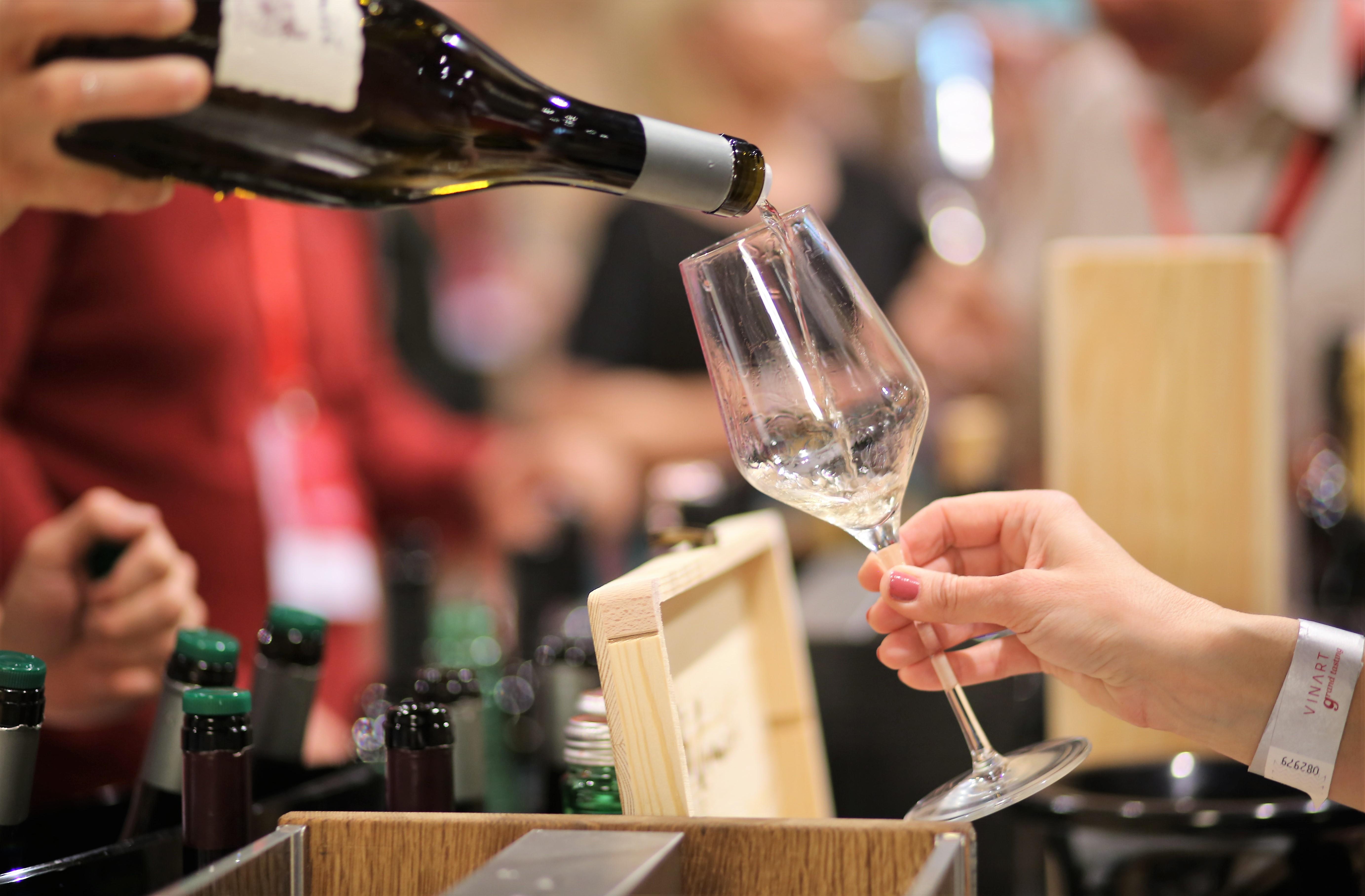 wine tasting zagreb