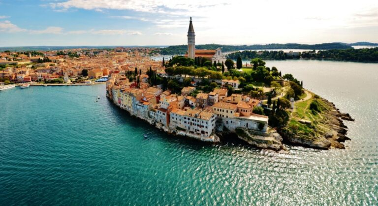 Visit Rovinj & Enjoy Croatia