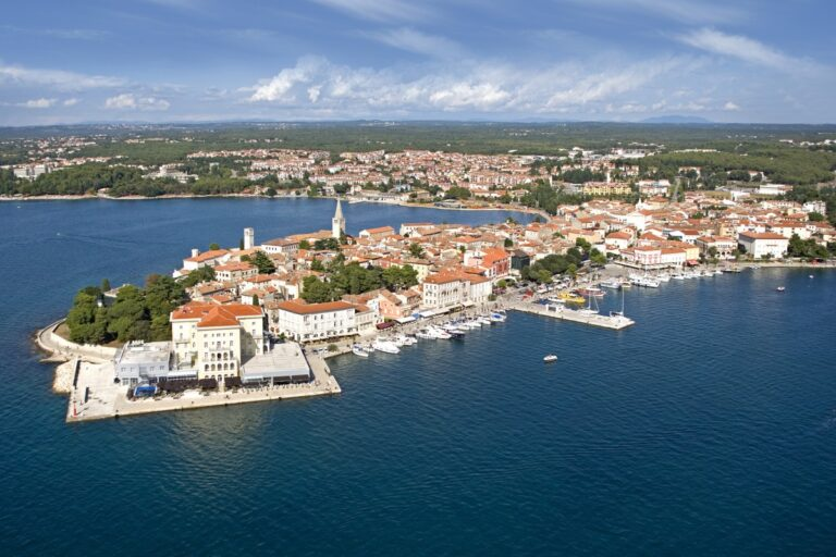 Visit Poreč & Enjoy Croatia