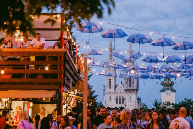Top Events in June & July – Zagreb 2021