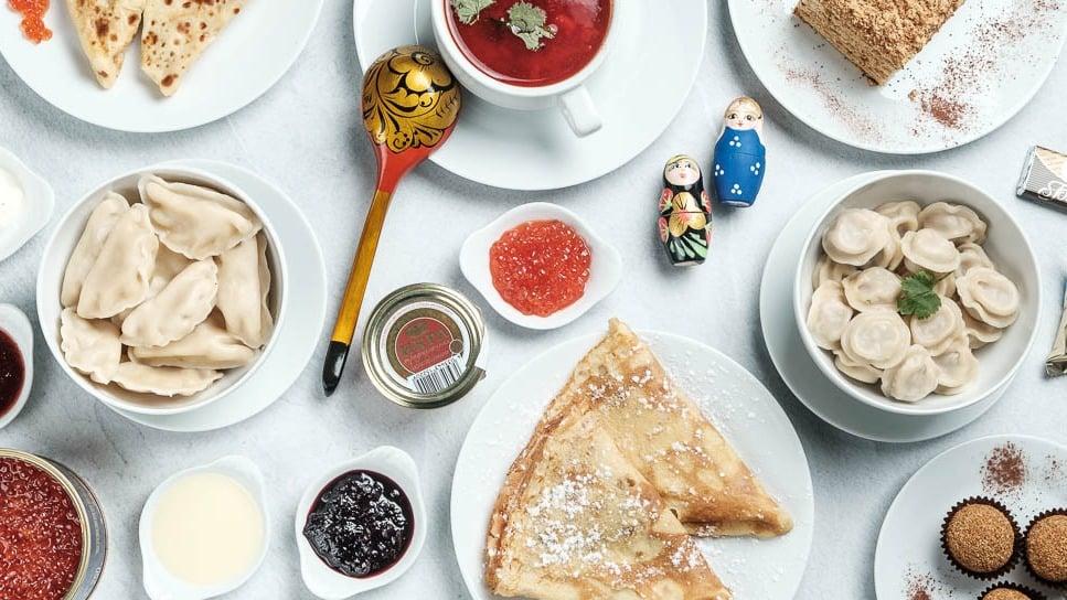 russian food zagreb