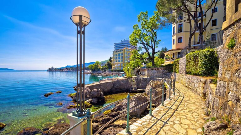 Top 3 Places in Opatija – Summer 2021